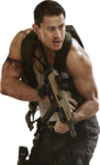 Channing Tatum PNG Clipart icon png