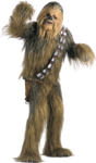Chewbacca PNG Transparent Image icon png