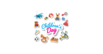 Children�s Day PNG Transparent Picture icon png