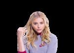 Chloe Grace Moretz Transparent PNG icon png