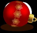 Christmas Balls PNG Image icon png