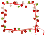 Christmas Border PNG Picture icon png