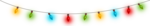 Christmas Lights PNG Transparent icon png