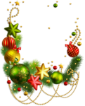 Christmas Ornaments Transparent PNG icon png