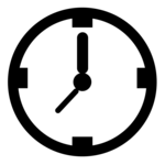 Clock Background PNG icon png