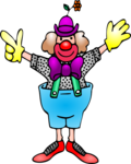 Clown PNG Pic icon png
