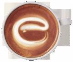Coffee Mug Top PNG HD icon png