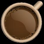 Coffee Mug Top PNG Photos icon png