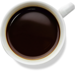 Coffee Mug Top PNG Transparent Picture icon png