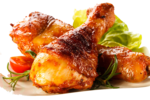 Cooked Chicken PNG Transparent Image icon png