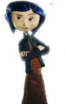 Coraline PNG Download Image icon png