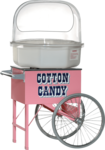 Cotton Candy Machine PNG Transparent Image icon png