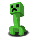 Creeper PNG Transparent Image icon png