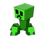 Creeper Transparent Background icon png