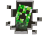 Creeper Transparent PNG icon png