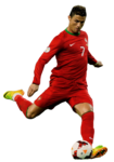 Cristiano Ronaldo Transparent PNG icon png