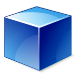 Cube PNG Clipart icon png