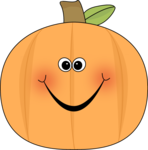 Cute Pumpkin PNG Clipart icon png