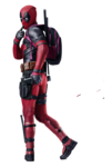 Deadpool Transparent Background icon png