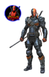 Deathstroke Transparent PNG icon png