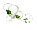 Decorative Leaf PNG Transparent Picture icon png