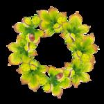 Decorative Leaf PNG Transparent icon png