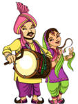 Dhol PNG Transparent icon png