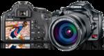 Digital SLR Camera PNG Pic icon png