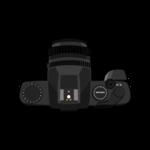 Digital SLR Camera PNG Transparent icon png