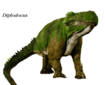 Diplodocus PNG Clipart icon png
