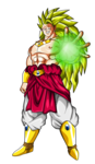Dragon Ball Broly PNG Clipart icon png
