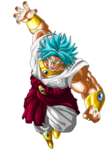Dragon Ball Broly PNG File icon png