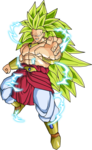 Dragon Ball Broly PNG Free Download icon png