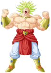 Dragon Ball Broly Transparent PNG icon png