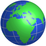 Earth Globe PNG Free Download icon png