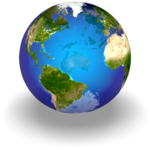 Earth Transparent PNG icon png