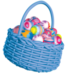 Easter Basket PNG Photos icon png