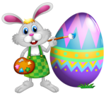 Easter Bunny PNG Photos icon png