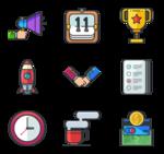 Economics PNG File icon png