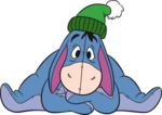 Eeyore Download PNG Image icon png
