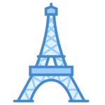 Eiffel Tower PNG File icon png