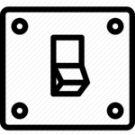 Electrical Switch PNG Photo icon png