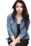 Emily Rudd PNG HD icon png