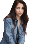 Emily Rudd PNG Transparent Image icon png