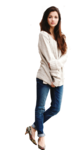 Emily Rudd PNG Transparent Picture icon png
