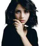 Emily Rudd Transparent PNG icon png