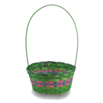 Empty Easter Basket PNG Photos icon png