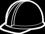 Engineer Helmet Transparent Background icon png