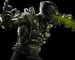 Ermac Mortal Kombat X PNG Pic icon png