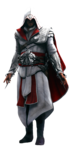 Ezio Auditore PNG File icon png